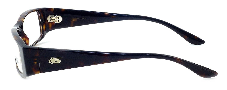 Boll/é Louvres Lightweight /& Comfortable Designer Reading Glasses 51mm in Dark Tortoise 0.75