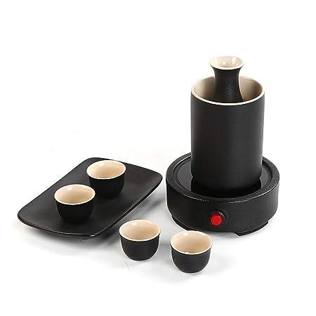 Mago Juego de Sake de Porcelana Tradicional Japonesa con ...