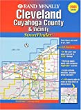 Rand McNally Streetfinder Cleveland/Cuyahoga County and Vicinity, OH, Rand McNally and Company, 0528990853