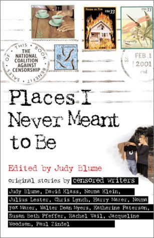 Download Places I Never Meant To Be: Original Stories by Censored Writers PDF