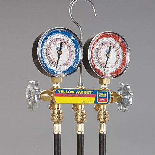 Yellow Jacket 42044 Heat Pump Manifold with 60