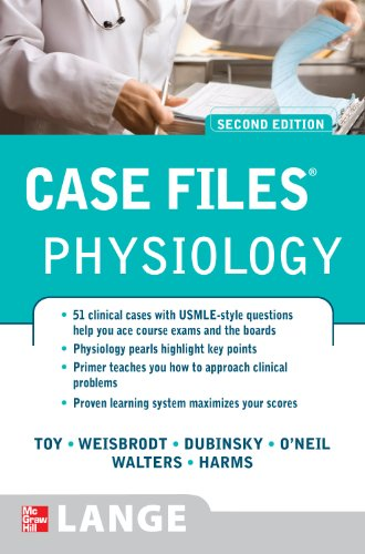 Download Case Files Physiology, Second Edition (LANGE Case Files) Pdf