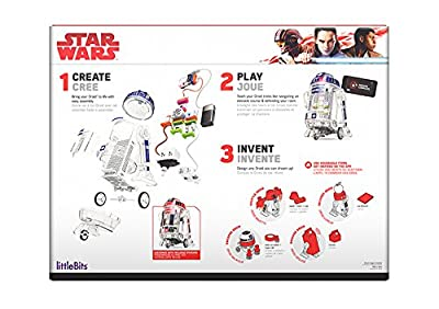 Star Wars Droid Inventor Kit by littleBits