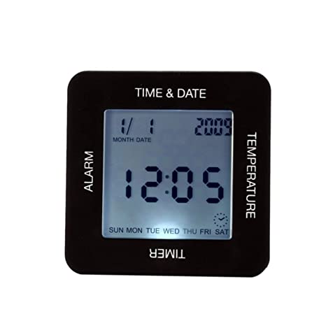 Tree-on-Life Moderno Reloj Despertador Multifuncional ...