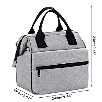 Insulated Lunch Bag Image