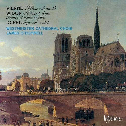 - French Cathedral Music