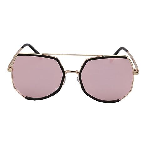 ZGP - Gafas de Sol Estilo Hipster Retro para Mujer C: Amazon ...