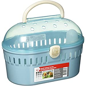 IRIS Extra Small Animal and Critter Carrier, Blue