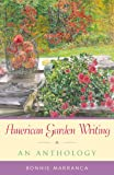 American Garden Writing, Bonnie Marranca, 1589790235