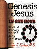 Genesis to Jesus in One Hour, John Shahan, 0882709631