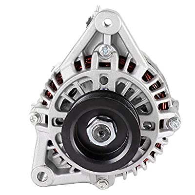 LUJUNTEC Alternator 80A CW AHI0019 Fit for 1995-1998 Nissan 200SX 1998-1999 Nissan Sentra 13640 LR180-741B LR180-741H LR180-741S A002T82491: Automotive