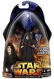 Star Wars Episode III 3 Revenge of the Sith EMPEROR PALPATINE Firing Force Lightning Figure #12