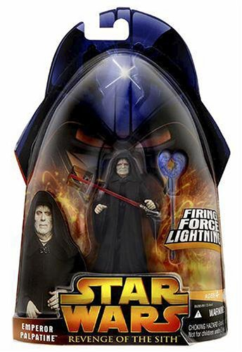 figurine star wars palpatine
