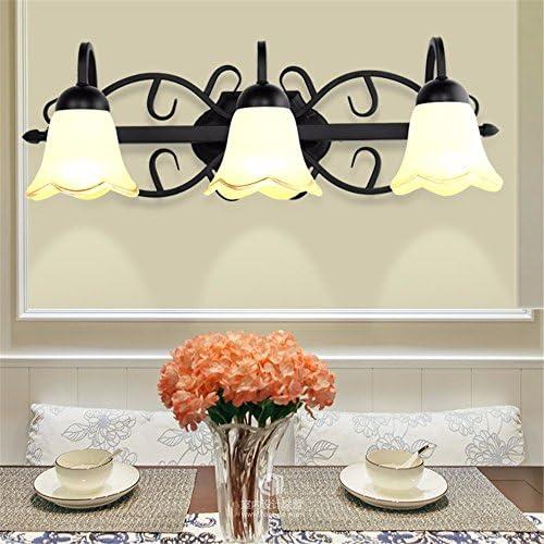 ZhuoYuan Moderne Wandleuchte Gang Balkon Schlafzimmer Bett Lampen Nordic minimalistische amerikanische vor dem Spiegel Lampe
