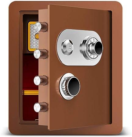 CHUXJ Caja Caja Fuerte a Prueba de Agua a Prueba de Fuego con la combinación de marcación (Color : B): Amazon.es: Hogar