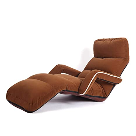 WKHQQ-sofá Sofá Perezoso sofá de Piso Plegable sillón de ...