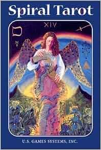 Spiral Tarot Deck: Kay Steventon: 0616919035608: Amazon