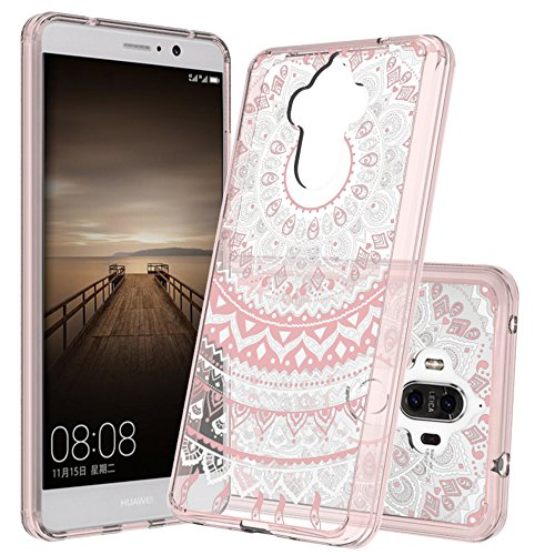 Huawei Mate 9 Clear Case with HD Screen Protector,...