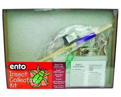 Ento Insect Collecting Kit - Bug Collecting Starter Kit