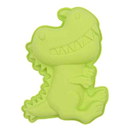 Amazon.com: Sakolla - Bandeja para tartas de dinosaurio ...