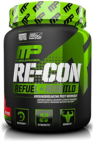 Muscle Pharm Re Con Sport, Fruit Punch, 30 Servings, 2.5 Pound