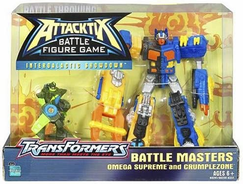Attacktix Transformers Series 1