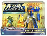 : AttackTix Transformers Battle Masters Pack