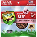 Presidio Natural Pet Company Parkers Jerky Beef Recipe, 1.25 Oz Review