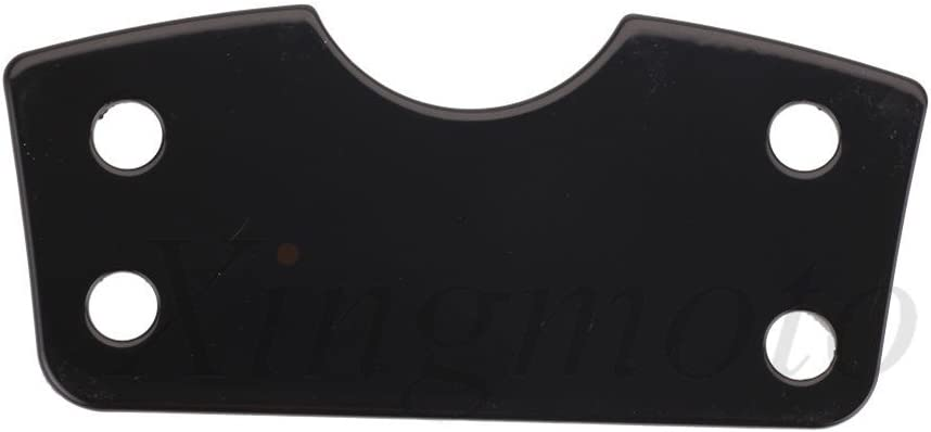 NBX Fender Riser Black Brackets For Compatible with 21 Wheel Harley Touring Road King FLHX 2014-UP