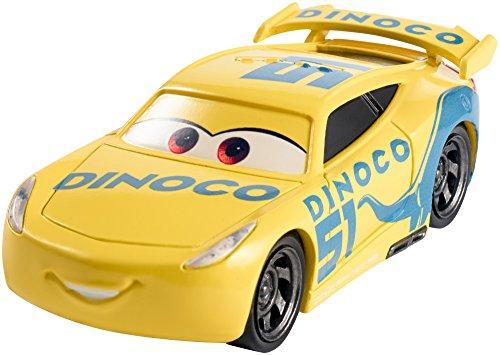 Car Racing Italian Charm - Disney Pixar Cars 3 Dinoco Cruz Ramirez Die-Cast Vehicle