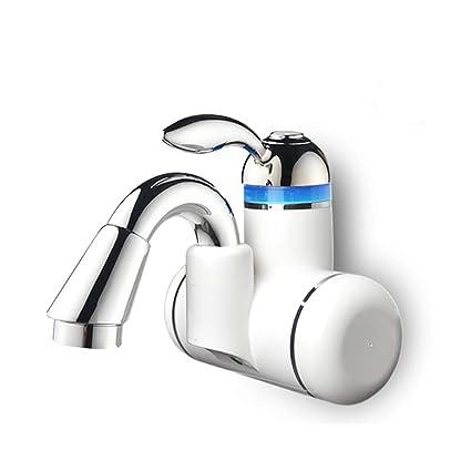 NUBAOgy Grifo De Agua Caliente Grifo De Calefacción De Agua Caliente En La Cocina Agua De