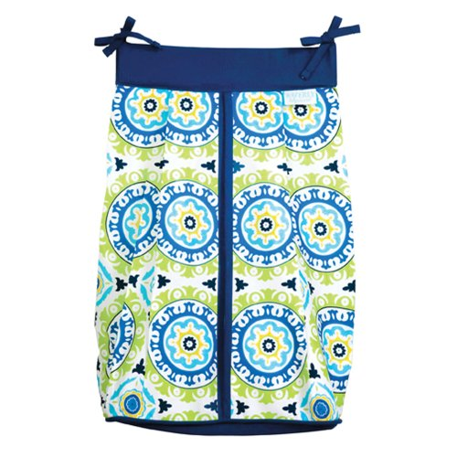Trend Lab Waverly Solar Flair - Diaper Stacker by Trend Lab