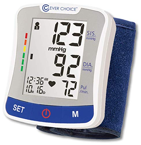 Buy Bargain Clever Choice Blood Pressure Monitor Model # SDI-1586W