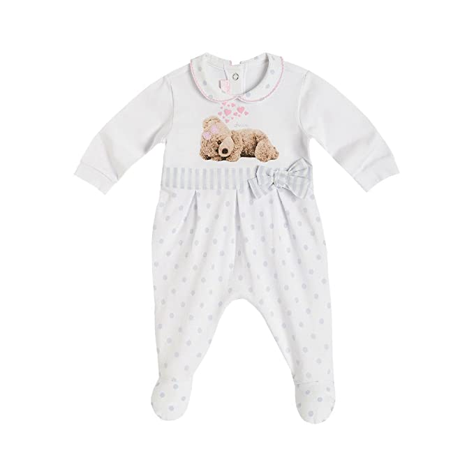 Chicco - Pelele con apertura Patello Jersey Stretch: Amazon.es: Ropa y accesorios