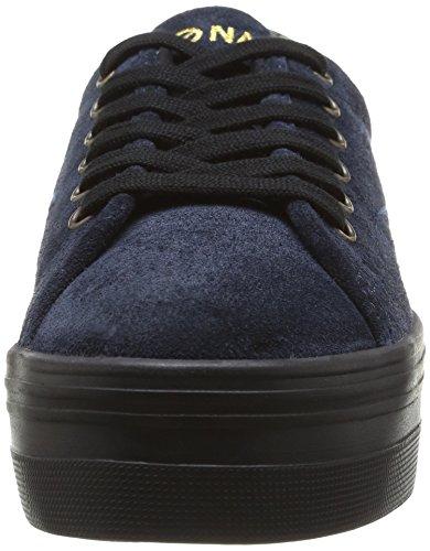Name Mode Split Baskets Bleu Sneaker Plato No Femme ocean SdwqSP