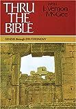 Genesis Through Deuteronomy, J. Vernon McGee, 0785202005