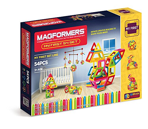 picture of Magformers My First Set (54-pieces)