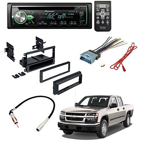 Chevrolet 2004 2012 Lorado Car Stereo Cd Player Dash Install