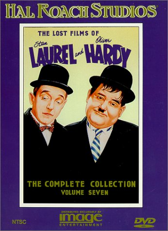The Lost Films of Laurel & Hardy: The Complete Collection, Vol. 7 by Image Entertainment