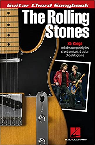 Amazon.com: The Rolling Stones - Guitar Chord Songbook (Guitar Chord ...