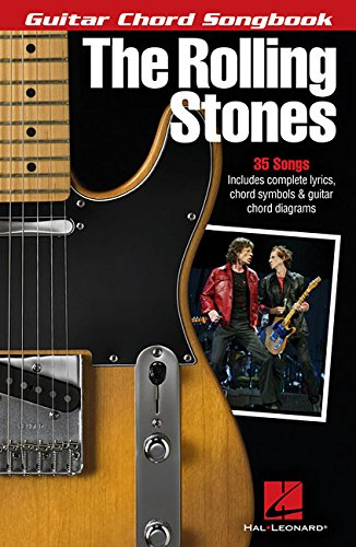 The Rolling Stones - Guitar Chord Songbook (Guitar Chord Songbooks) (Best Of Angie Stone)