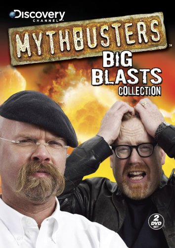 Mythbusters: Big Blasts Collection by MYTHBUSTERS