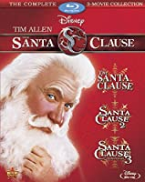 The Santa Clause 3-Movie Collection [Blu-ray] by Walt Disney Studios Home Entertainment