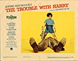 The Trouble With Harry Alfred Hitchcock Original