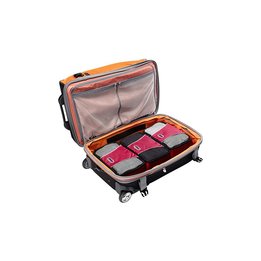 eBags Small Packing Cubes for Travel Organizers 3pc Set