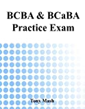By Tony Mash BCBA and BCaBA Practice Exam [Paperback]