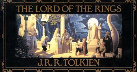 Lord Rings Box J R R Tolkien product image