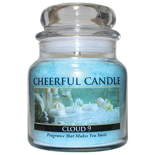 A Cheerful Giver CS86 Cloud 9 Jar Candles, 16 ()