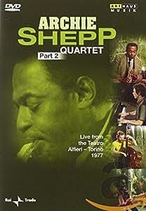 Archie Shepp Quartet Part 02 - Live From Teatro Alfieri Turin 1977