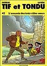 Tif et Tondu, tome 42 : L'Assassin des trois villes soeurs par Lapière